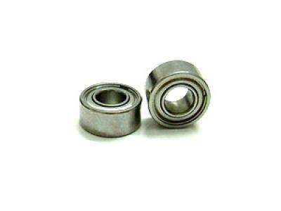 ABEC-3 Bearings (6x10x3) 106ZZ (2pcs)