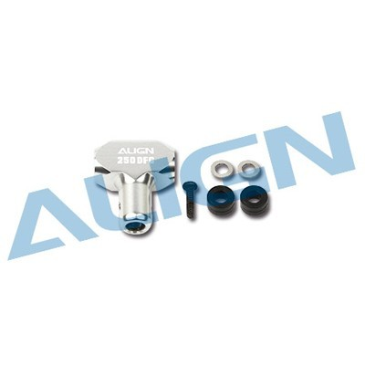 Align 250DFC Main Rotor Housing Set H25120 [H25120]