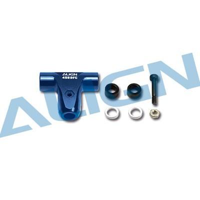 450DFC Main Rotor Housing Set/Blue H45163QN [H45163QN]