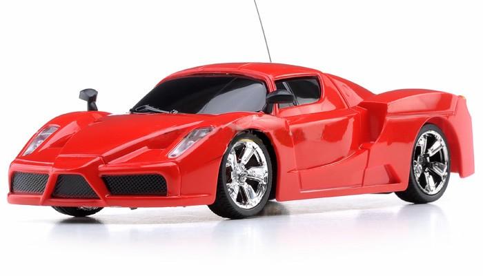 1:28 Scale Electric Remote Control Ferrari Enzo Sports Car (Red)