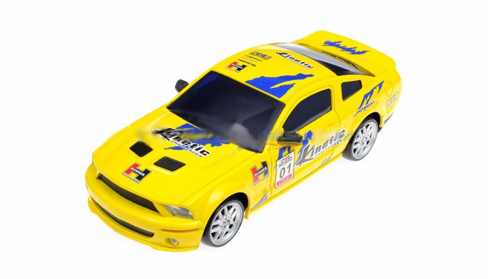 1/24 Scale Full Function 4WD R/C Series Drift Legend w/ Charger color Amarillo