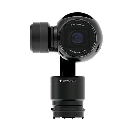 DJI Osmo  Part25 – Gimbal and Camera