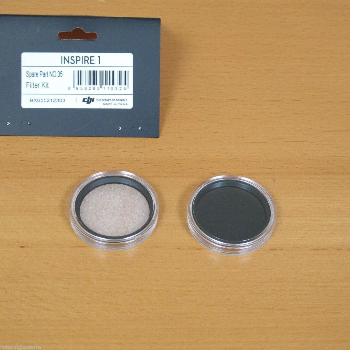 DJI Inspire 1 Part 35 Lens Filter Kit