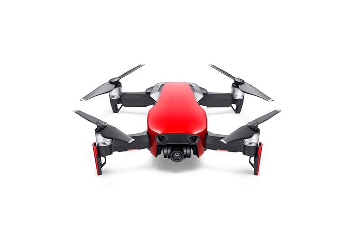 DJI Mavic Air – Ultraportable 4K Quadcopter – Flame Red