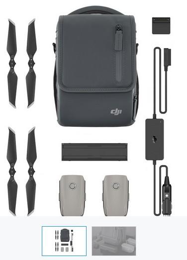 DJI Mavic 2 – Kit de vuelo