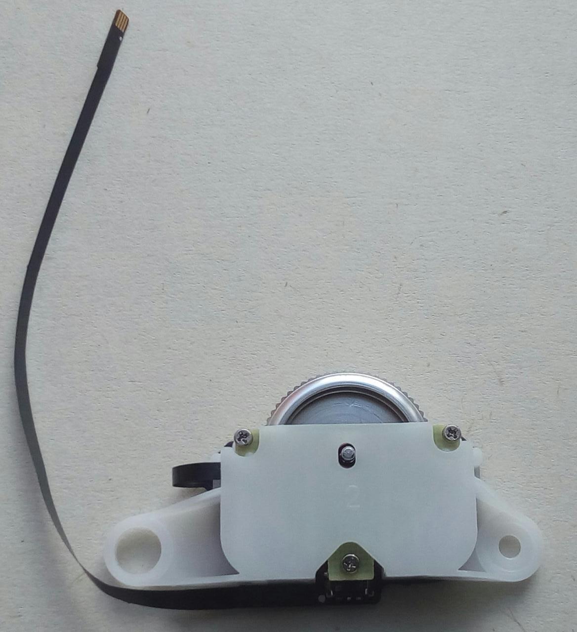 DJI Phantom 4 Pro – Remote Controller Camera Settings Dial