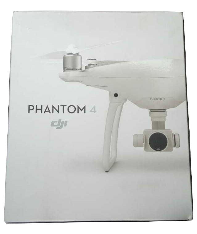 DJI Phantom 4 Caja Original Con Poco Uso