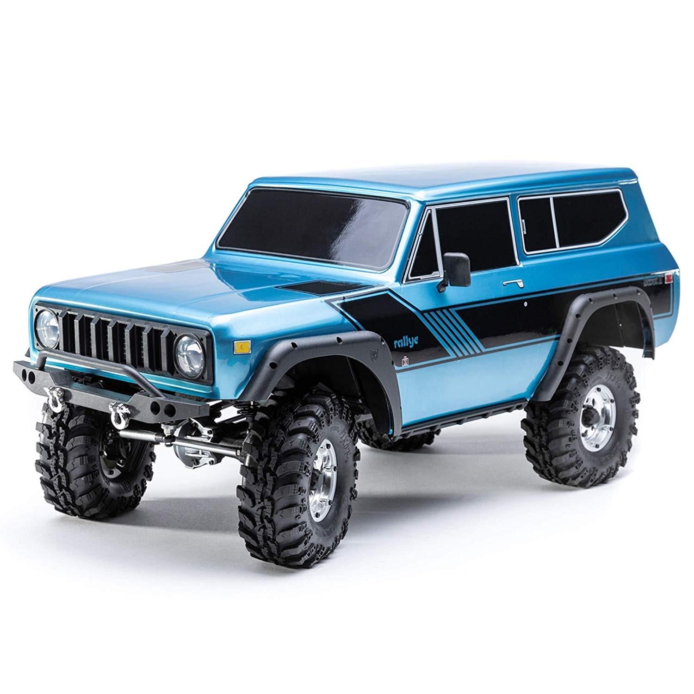 Carro a Control Remoto Redcat Racing GEN8 Scout II 1/10 Scale Crawler – Blue