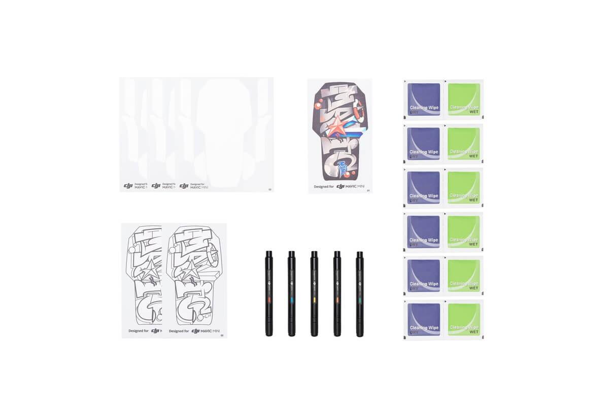 DJI Mavic Mini –  Kit creativo DIY