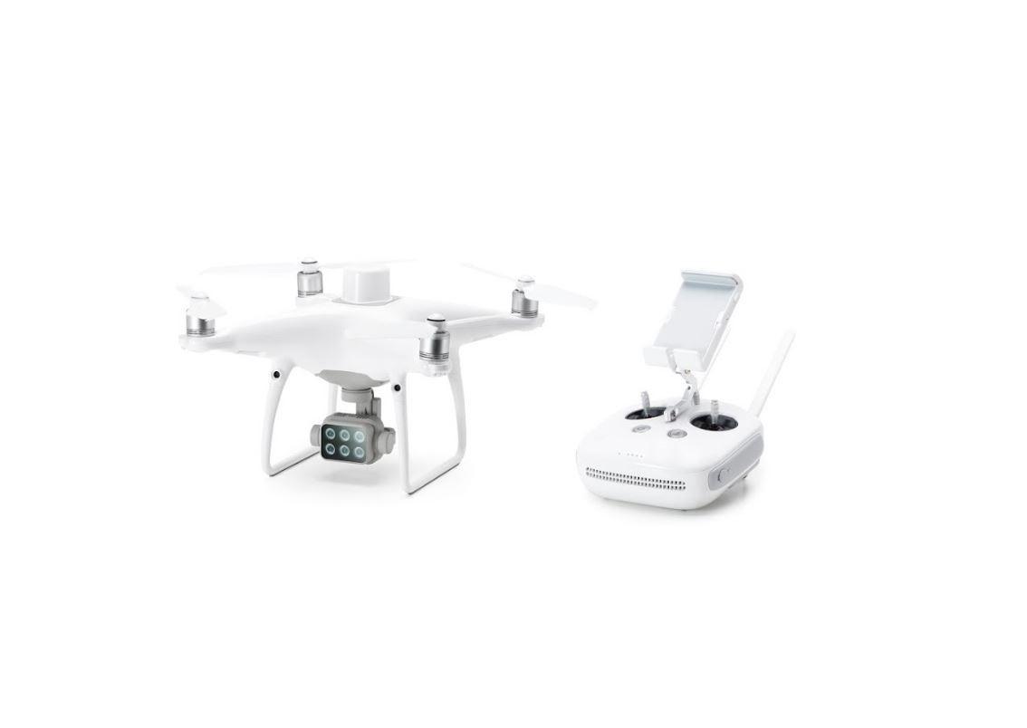 DJI Phantom 4 Multispectral Agriculture Drone