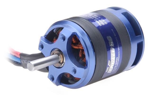500 Brushless Motor 3025-1500KV 650W D:37