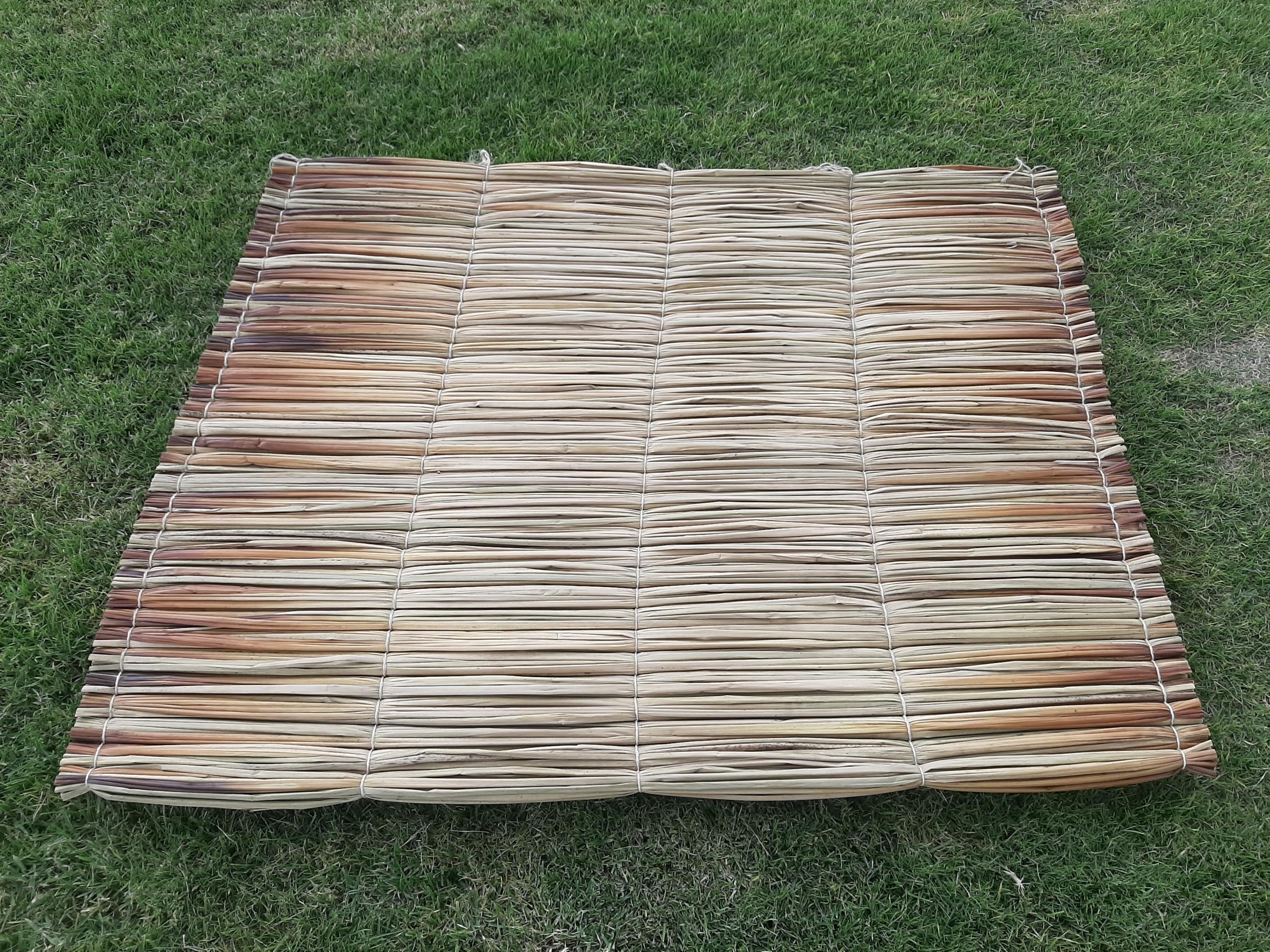 Colchones de Junco de 180 x 140 cm