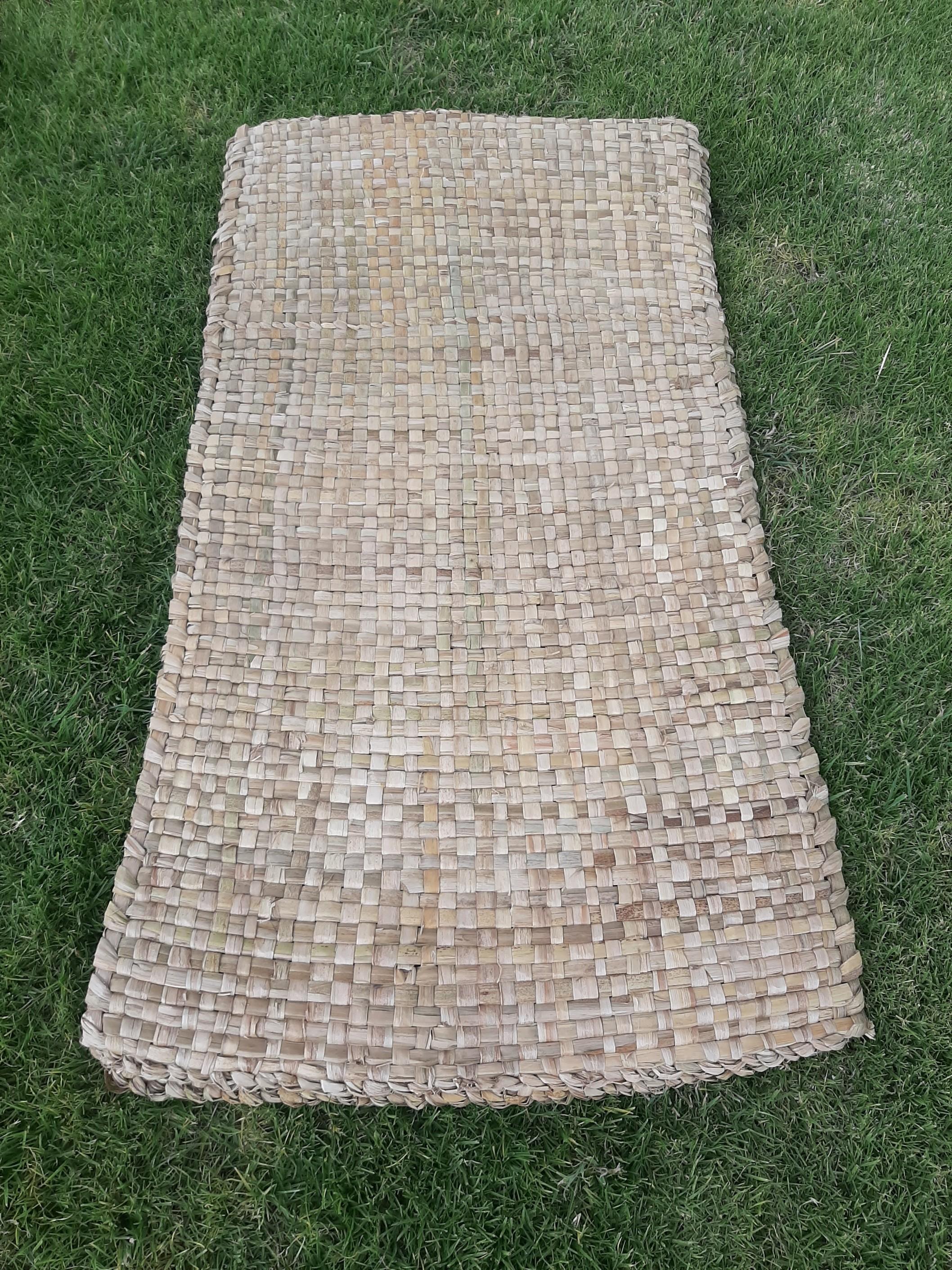 Estera de Junco de 180 x 93 cm