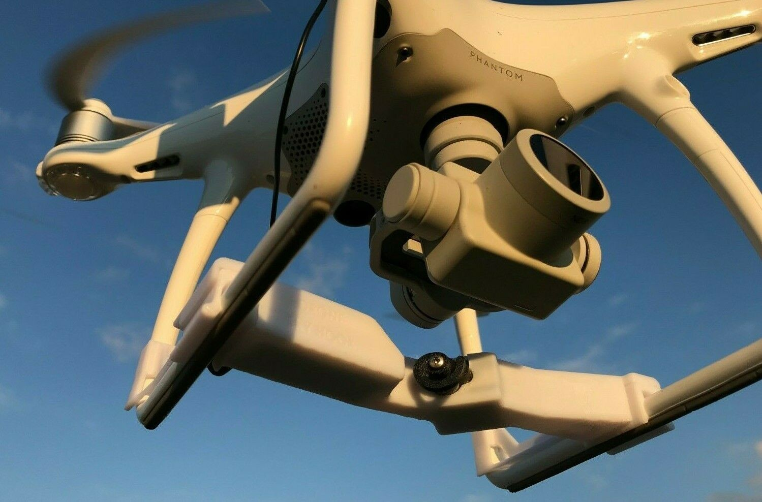 Dispositivo de liberación PROFESIONAL, pesca con drones, entrega de carga útil para DJI Phantom 4