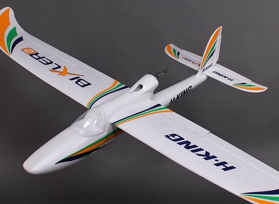Avion RC Bixler® ™ 2 EPO 1500mm Ready to Fly w/Optional Flaps – Mode 2 (RTF )